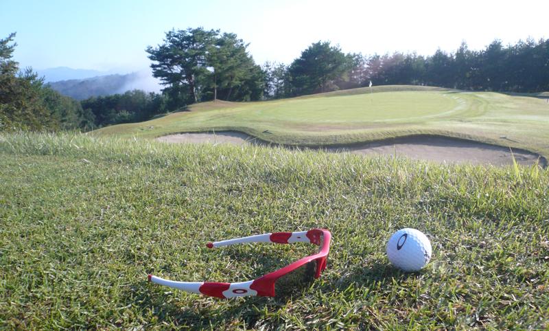 夏ゴルフ必須アイテム!効果的なサングラスの選び方