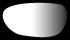 耐衝撃性及び曇りにくいサングラスレンズ 調光グレーホワイト