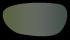 耐衝撃性及び曇りにくいサングラスレンズ 偏光スモークグリーン